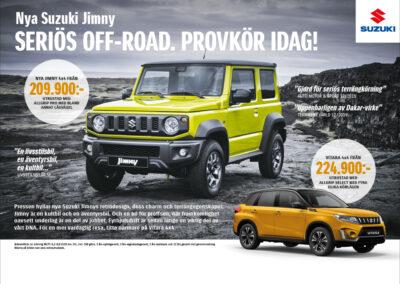Nya Suzuki Jimny